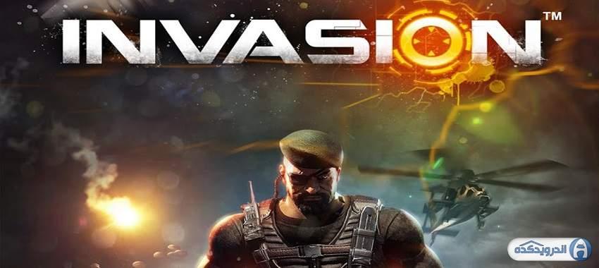 دانلود Invasion: Modern Empire بازی تهاجم: امپراطوری مدرن اندروید