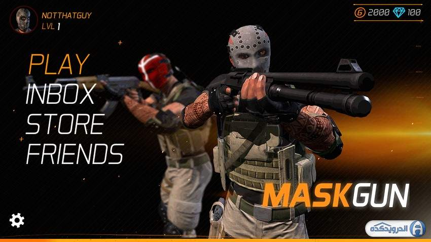 MaskGun ® - Multiplayer FPS